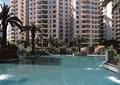 有游泳池景观,跌水景观,景观树,住宅景观