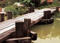 木桥,桥,桥路,桥梁,桥廊,景观桥