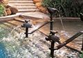 动物雕塑,喷泉水池景观,雕塑水景,雕塑小品