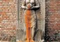 雕塑,人物,人物雕塑,雕塑小品