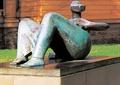 人物,人物雕塑,雕塑,雕塑小品