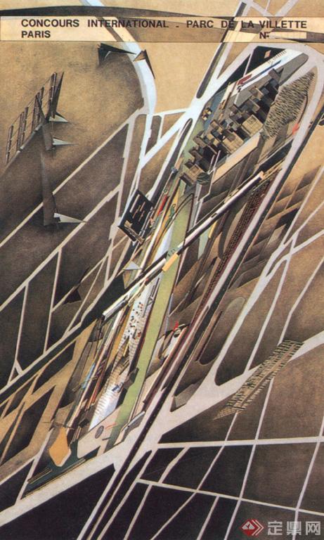 著名建筑设计师扎哈哈迪德jpg作品集(1)