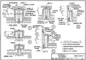 20张平屋面构造设计PNG图