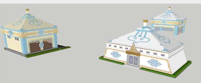 蒙古族图案元素设计jpg贴图[原创]_乐乐简笔画图片