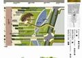 广场景观,广场,公共绿地,绿地景观