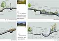 草坡,栈台,栈桥,施工图
