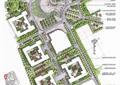 小区景观,住宅景观,住宅小区,小区规划