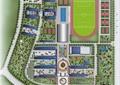 城市规划,城市建设,城市综合体,足球场,小区规划