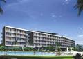 酒店,多层酒店,泳池
