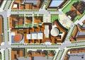 商业街区,商业区,步行街区