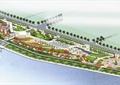 城市规划,滨水景观,滨水广场,广场景观