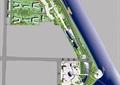 沿河观光带,滨水景观,公园景观