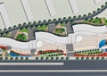 住宅景观,平面布置图,广场规划