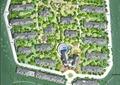 小区规划,小区景观,住宅景观,居住小区,小区绿化