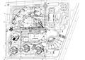住宅景观规划,小区规划,道路,住宅建筑