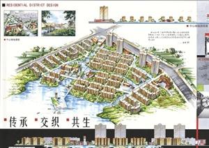 某小高层住宅建筑设计JPG方案图
