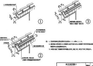 建筑節點設計PDF施工圖