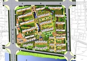 城市规划设计原理综合word与PPT文本