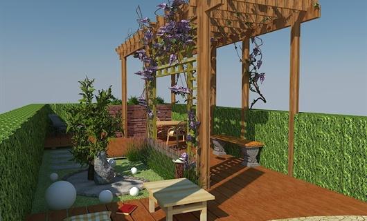5x10小型花园
