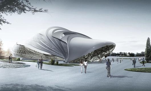昆虫博物馆概念设计
