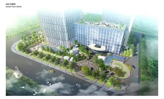 湖北飯店武漢華邑酒店