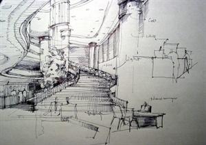 室内设计JPG手绘图片