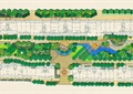 小区规划,小区景观,住宅景观,居住景观