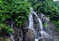 山涧景观,瀑布,山体景观,石头