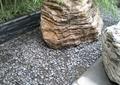 石头,景石,鹅卵石铺装
