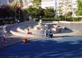 兒童活動中心,兒童游樂場,景墻,沙坑