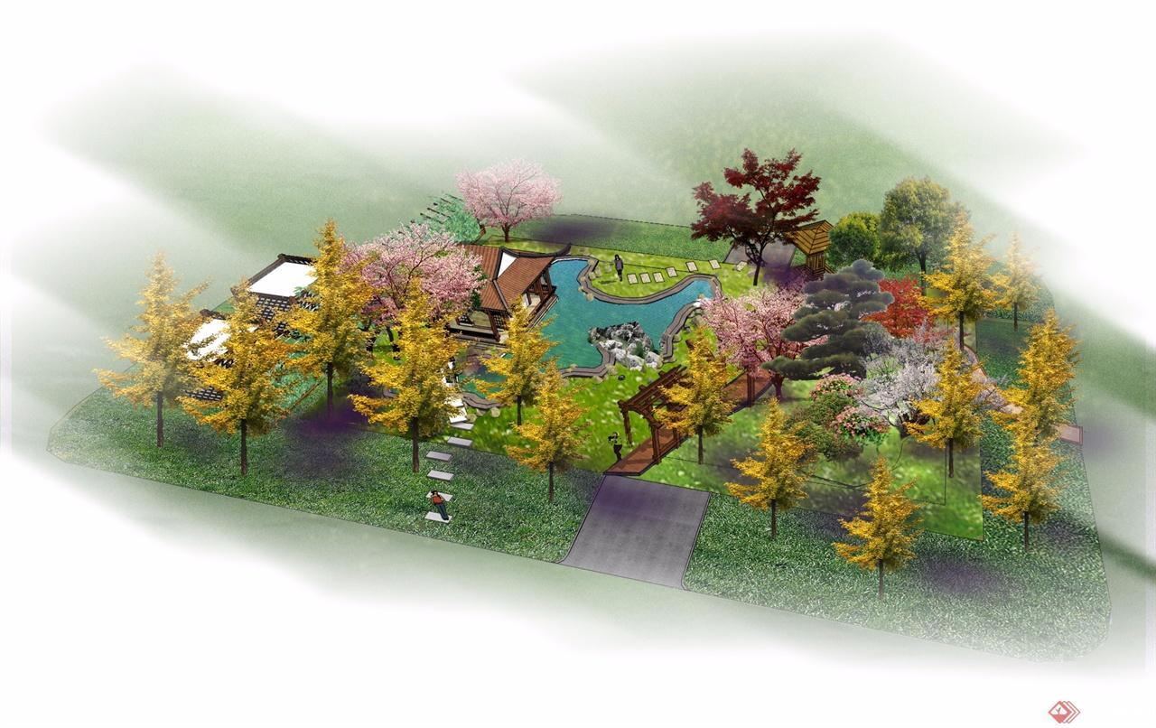 古典园林景观