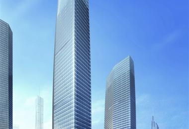 某企业办公大楼建筑方案设计