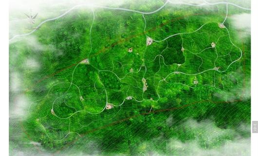 神垕镇大刘山森林公园修建性详细规划