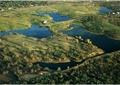 公共绿地,绿地景观,水系景观