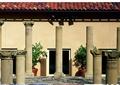 景观柱,石柱,罗马柱