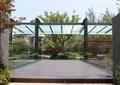 廊架,玻璃廊架,玻璃栏杆