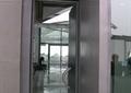 推拉门,玻璃门,博物馆建筑