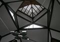 屋頂結構,天花吊頂