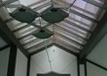 天花吊顶,灯具,博物馆