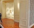 歐式護墻板圖片,實木門,臥室門,雙開門,背景墻