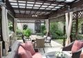 廊架,座椅茶几,桌椅组合,廊架柱,花架