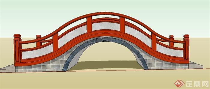手工制作拱桥大全图片简单