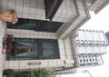 花钵,地面铺装,门窗,玻璃窗,地面拼花