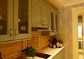 橱柜,灶台,盆景植物,餐具,背景墙,厨房