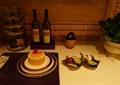 食物,餐具,盆景植物