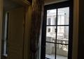 玻璃门,窗子,窗帘布艺
