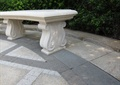 坐凳,地面?#22871;?凳子,石凳