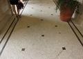 地花,地面鋪裝,花缽