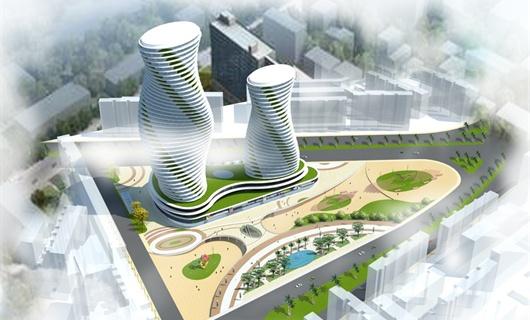 城市广场设计
