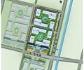 工业区,工业园区规划,道路,厂房